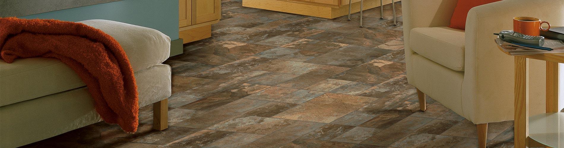 Luxury Vinyl flooring at Watson's Floor Coverings in San Carlos, CA